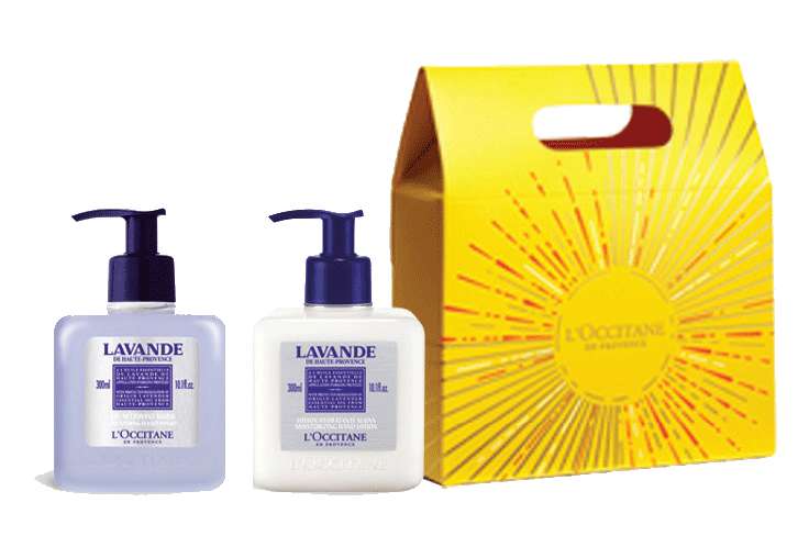 Duo hand care lavender/ verbena