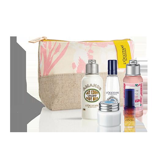 Kozmetična torbica Provansa