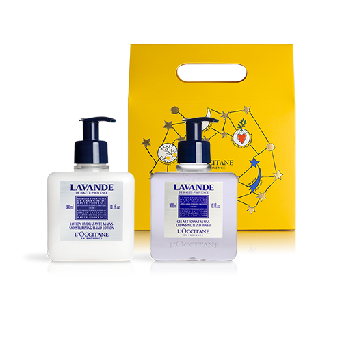 DUO - HAND WASH & LOTION | LAVENDER