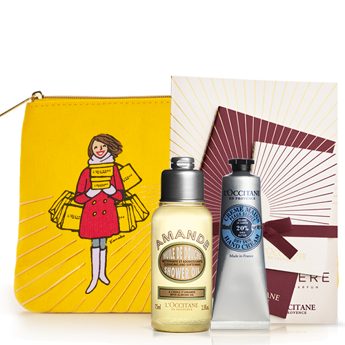 Holiday Treat From Provence | L'OCCITANE
