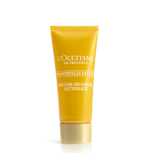 Divine Foaming Cleansing Cream | L'OCCITANE