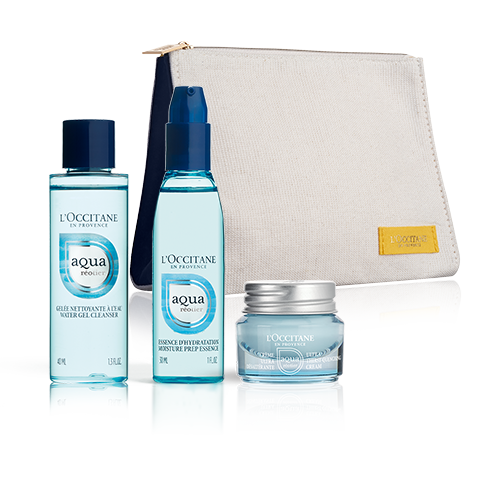 Aqua Face Care Travel Kit