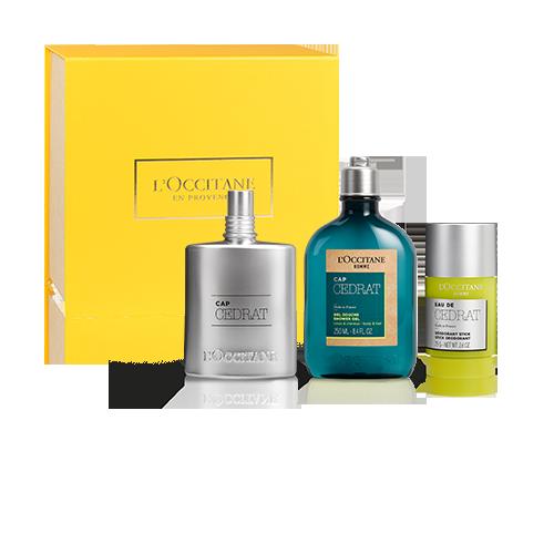 Men Fragrance Set | Cap Cedrat