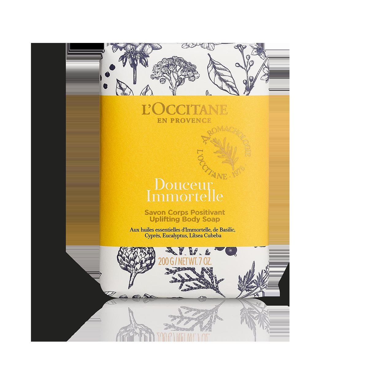 Douceur Immortelle Uplifting Body Soap