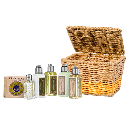 Verbena Basket kit