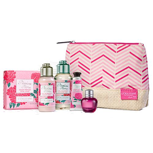 Pivione Flora Body Care Kit