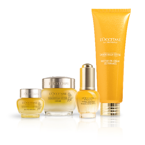 Divine Face Care anti-aging package