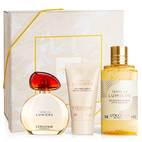 Terre de lumière gift set for her