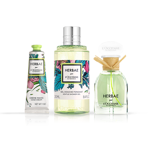 HERBAE FRAGRANCE SET