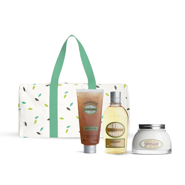 ALMOND SMOOTH SKIN TRIO
