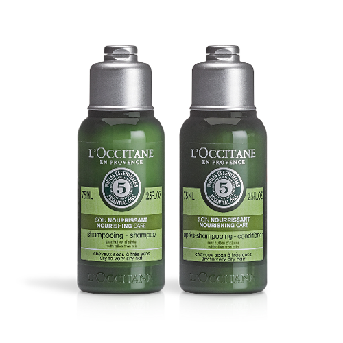 Duo Nourishing Shampoo & Conditioner