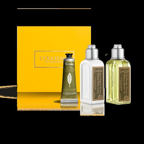 Refreshing Verbena mini size set