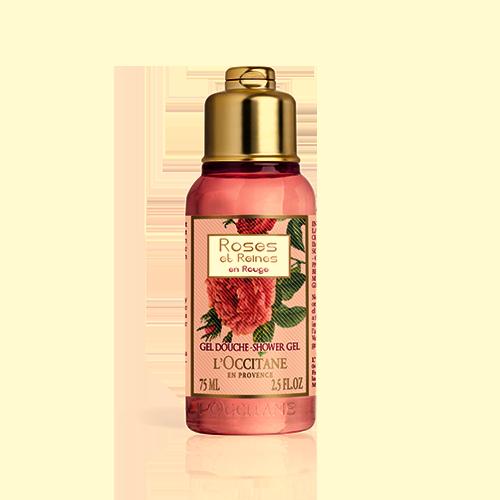 Roses et Reines en Rouge Shower Gel
