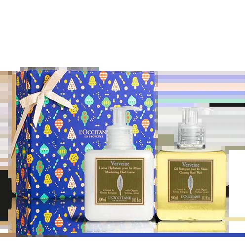 Verbena Sıvı Sabun ve El Losyonu İkilisi