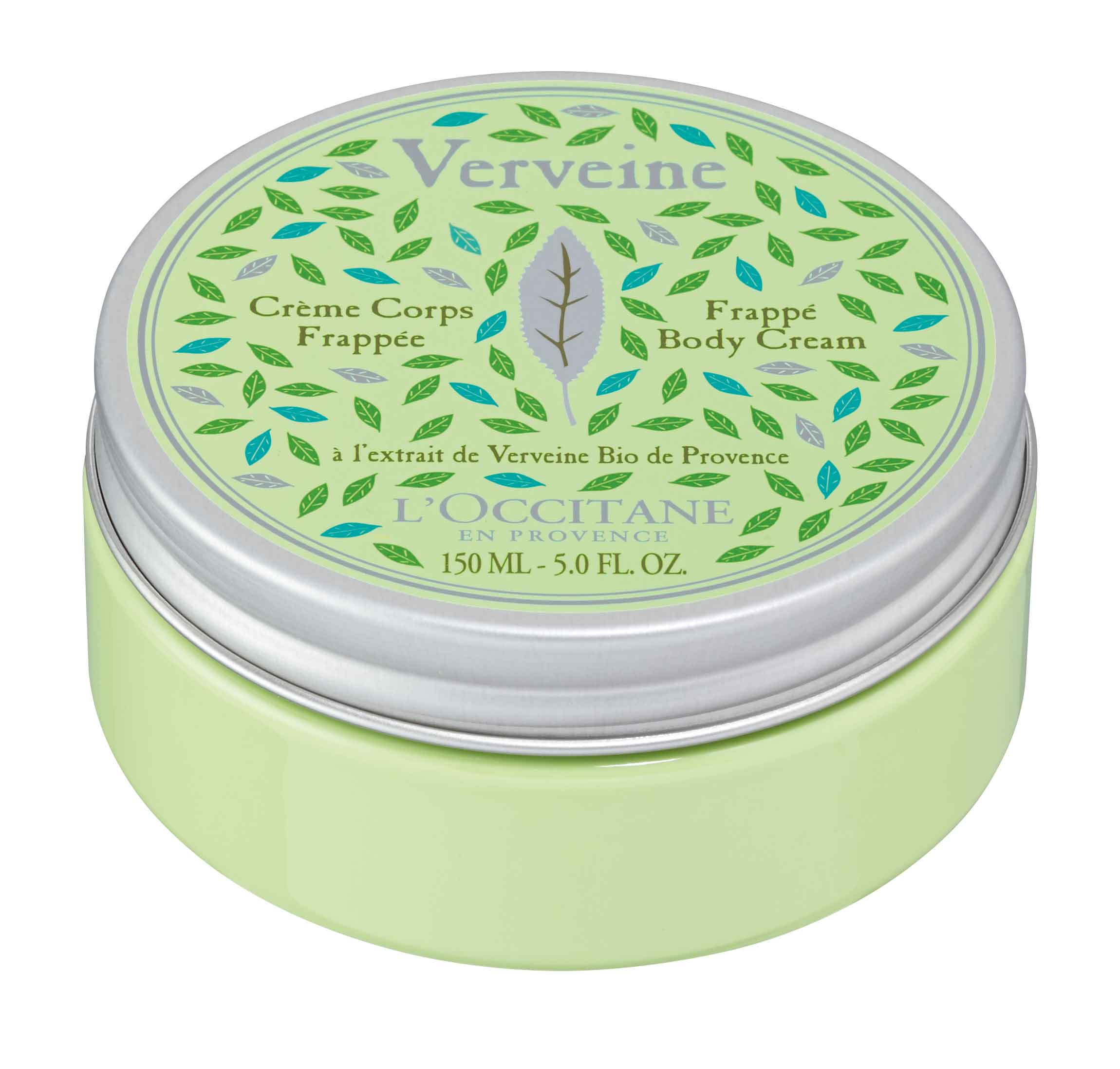 Verbena Frappé Body Cream