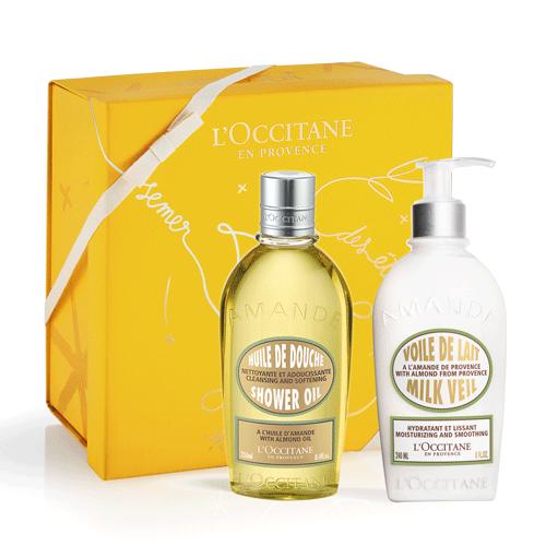 Gift Set Almond Body Care
