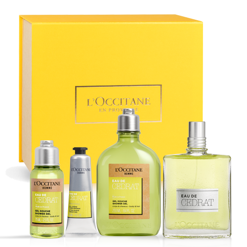 Eau De Cedrat COLLECTION FOR MEN