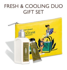 Fresh and Cooling Duo Gift Set