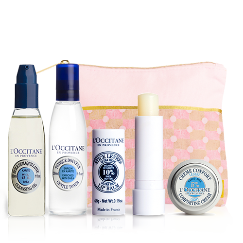 Shea Butter Discovery Kit | L'OCCITANE