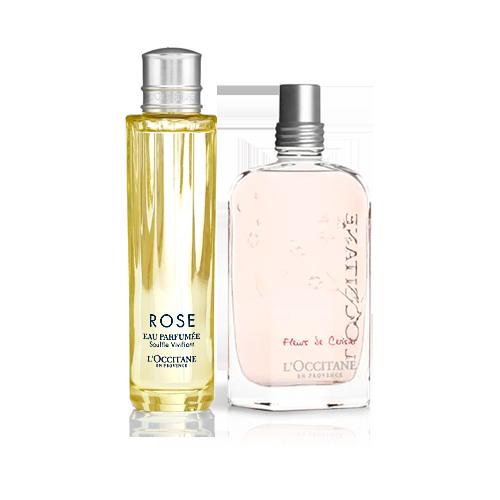Rotina Duo Água de Colônia Vivacidade e Flor de Cerejeira