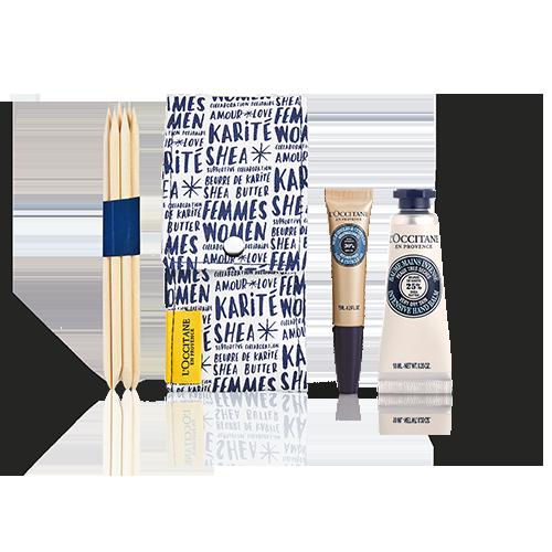 Balíček na manikúru Bambucké maslo