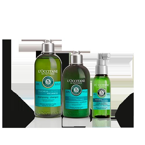 Rotina Trio Cuidado Aromacologia Refrescante