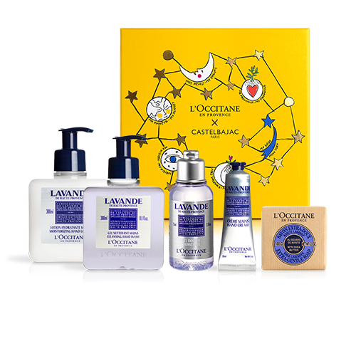 Relaxing Body Care - Lavender Set