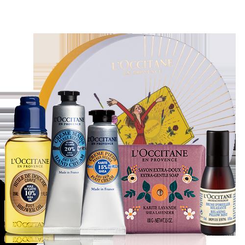 Šlamučių ir aromatologijos rinkinys | L'OCCITANE