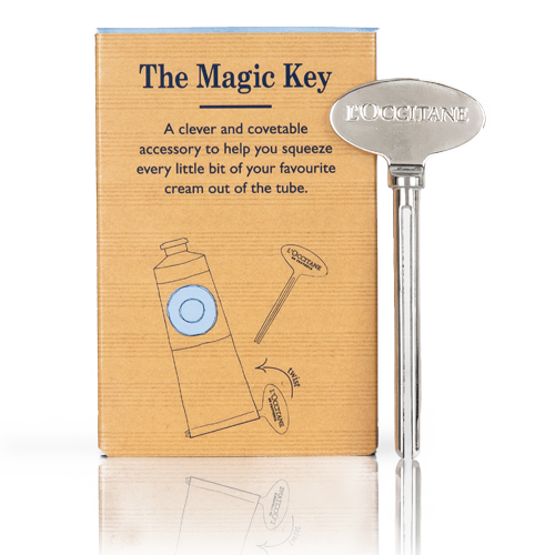 Magic key for Hand cream tubes