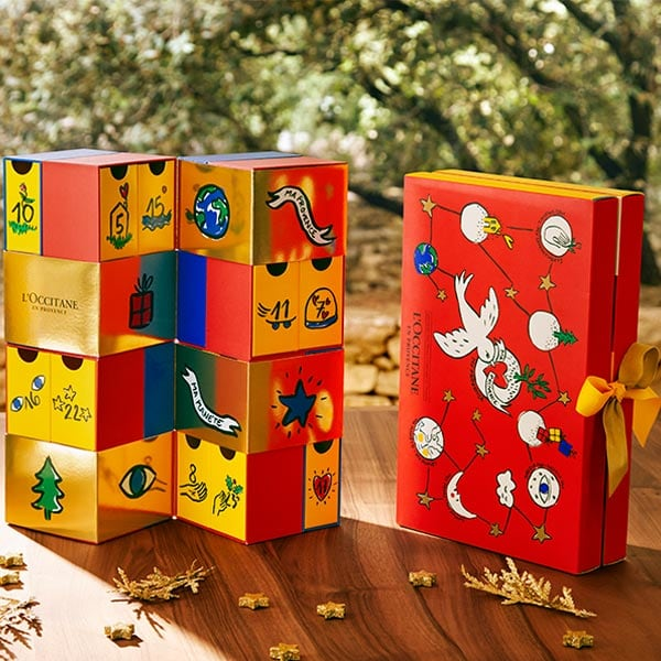 Our Advent Calendars Are Here - LOCCITANE MALAYSIA