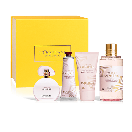 Exclusive Terre de Lumiere L'Eau set