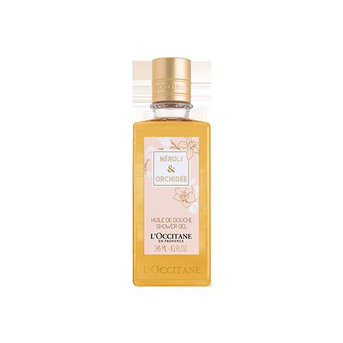 Neroli & Orchidee Shower Oil