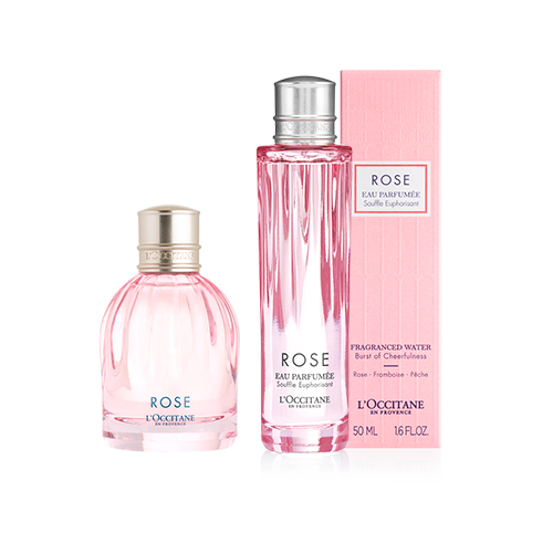 Rotina Duo Água Perfumada Alegria & Rosas