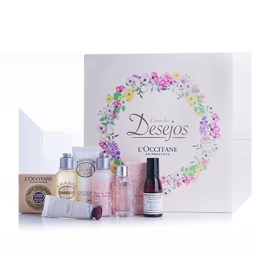 Caixa de Desejos da Provence