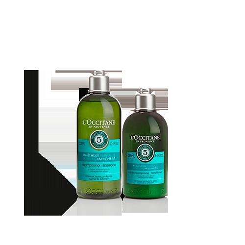 Rotina Duo Cuidado Aromacologia Refrescante