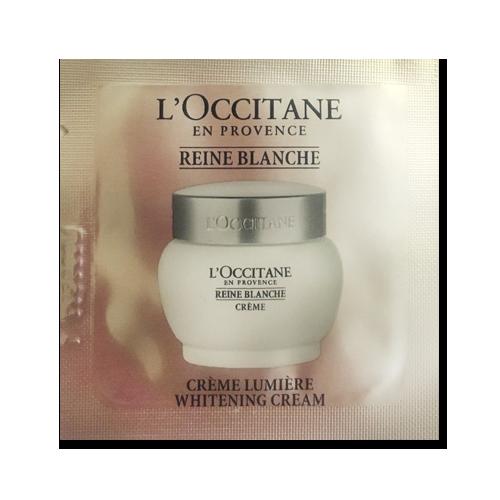 Reine Blanche Rich Whitening Cream Sample
