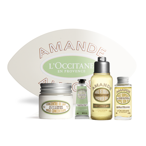 Almond Care Set