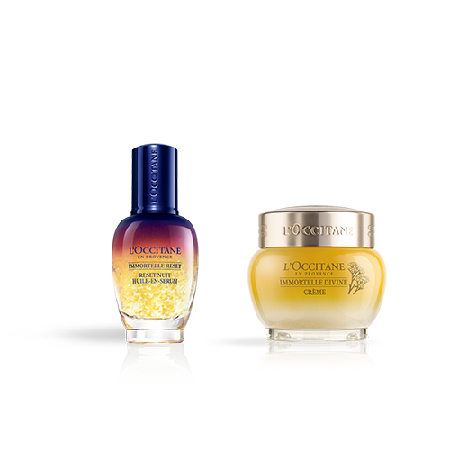 Advanced Anti-Ageing Face Cream & Reset Duo