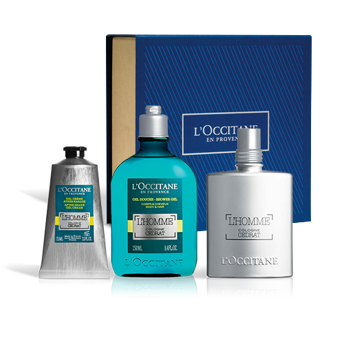 L'Homme Cologne Cedrat Trio for PLN 384 only!