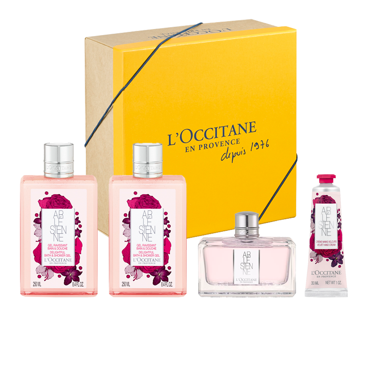 Arlesienne - Ritual de Perfumado en capas