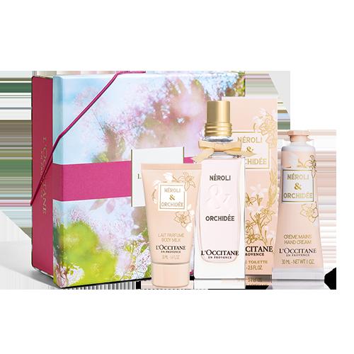 Presente Perfumado Néroli & Orquídea