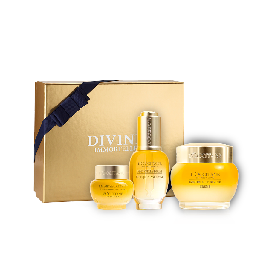 SET DE REGALO DIVINA IMMORTELLE