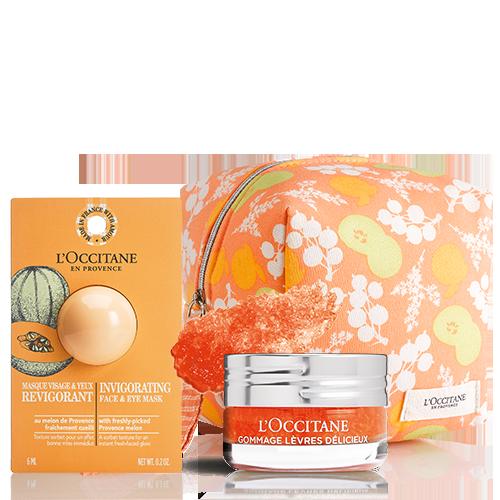 Melon Face Care Kit