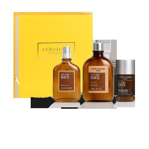 Men Fragrance Set | Baux