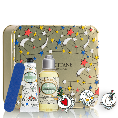 Almond Hand Care CASTELBAJAC Kit | L'OCCITANE