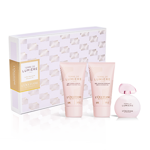 Terre de Lumiere Travel Set with EDT