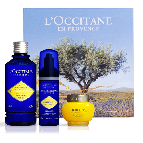 Divine, Immortelle Gift Set