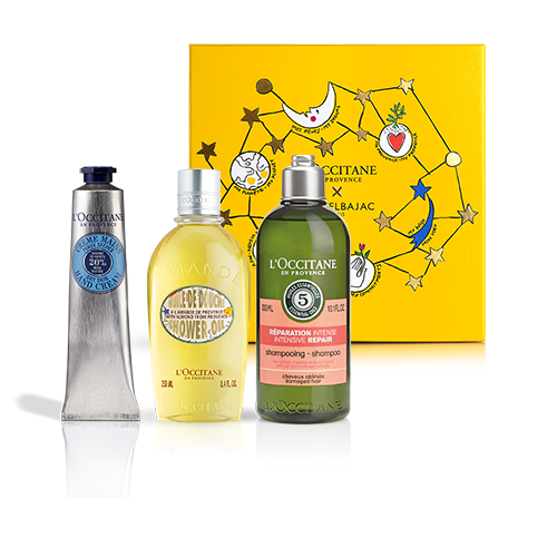 MOST LOVED OF L'OCCITANE - BESTSELLERS TRIO
