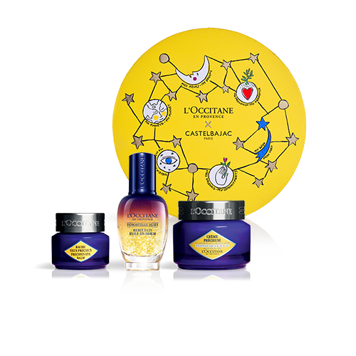 ANTI-AGE FACE CARE SET RESET | GIFT SET WITH IMMORTELLE PRECIOUS & RESET