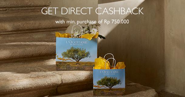 Direct Cashback